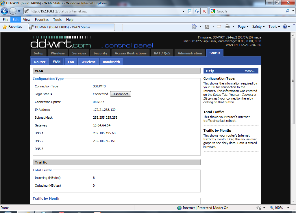 DD-WRT Forum :: View topic - ASUS N16 - USB 3G configure