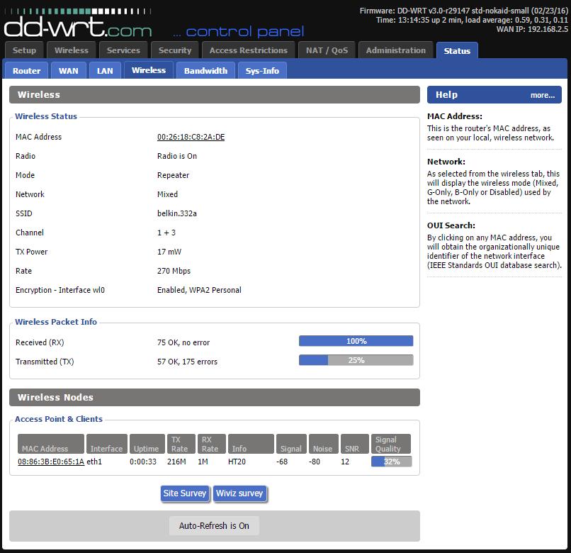 DD-WRT Forum :: View topic - New build: DD-WRT v3 0