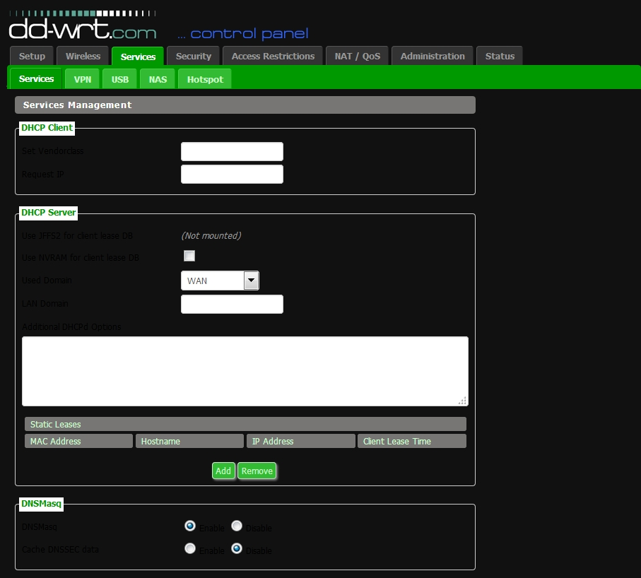 DD-WRT Forum :: View topic - New Build 32868 (BS): 07-27-2017-r32868