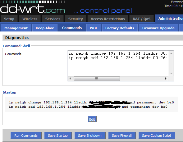 DD-WRT Forum :: View topic - Wake-On-Lan barely working if at all