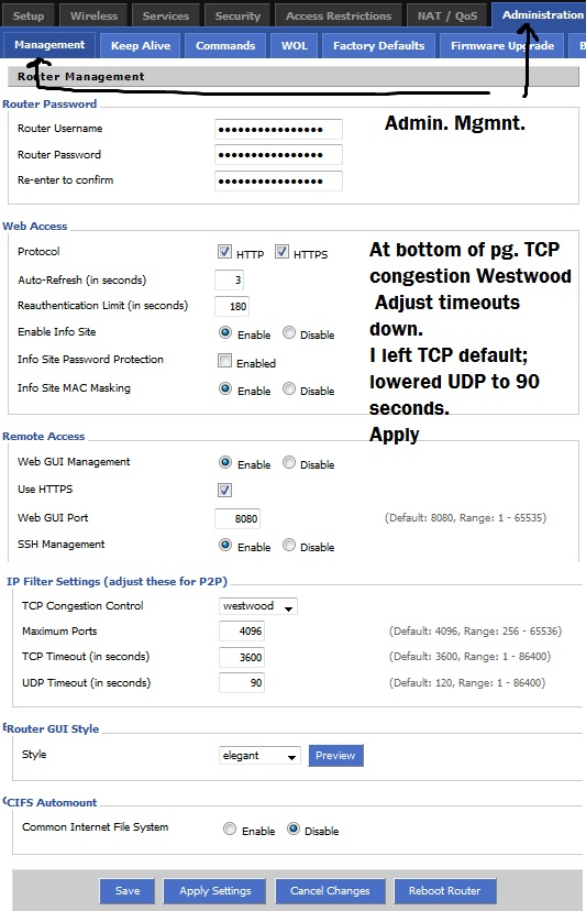 DD-WRT Forum :: View topic - R7000 & QoS - recommended