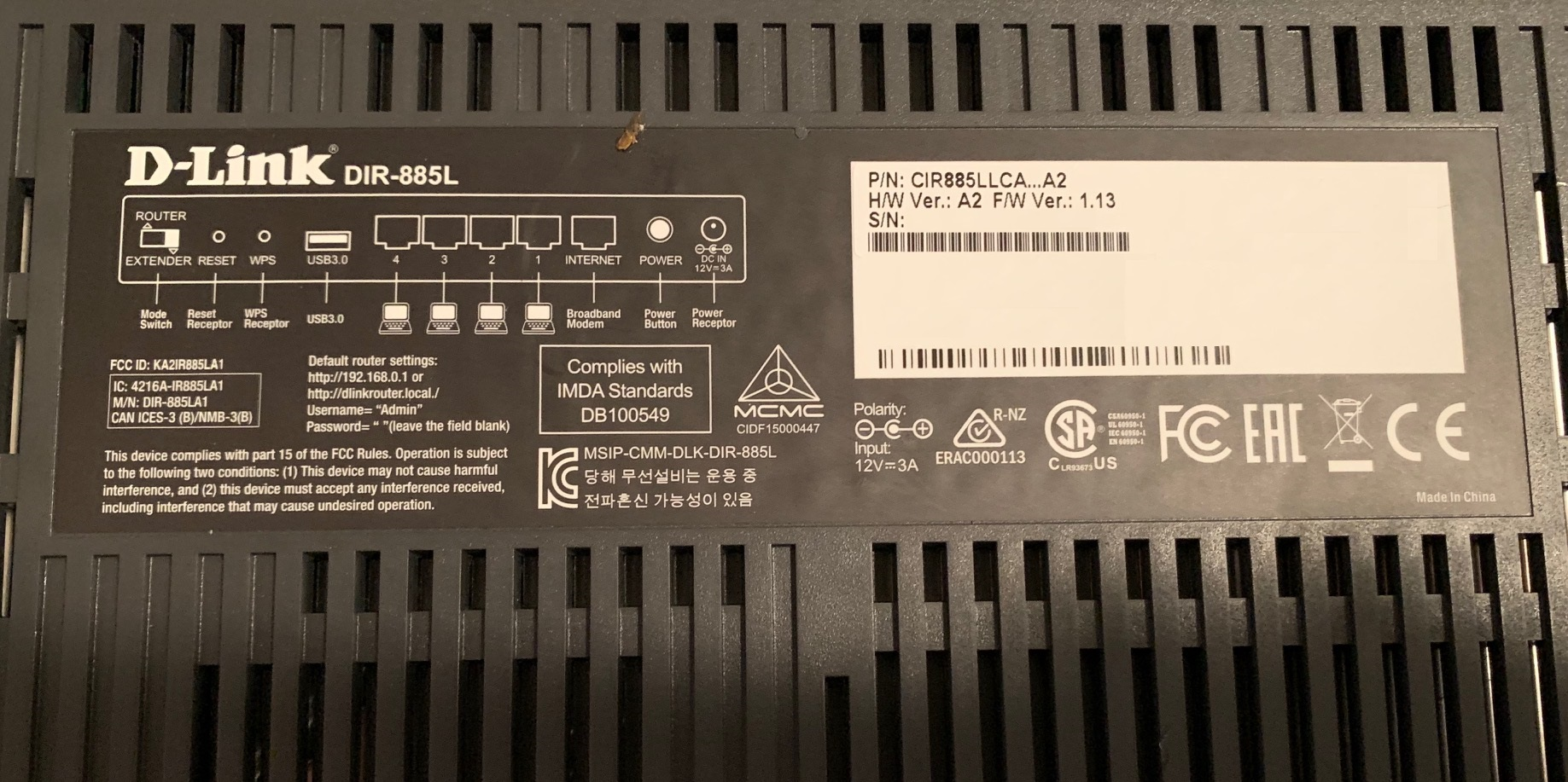DD-WRT Forum :: View topic - D-Link 885L/R A2 - support?