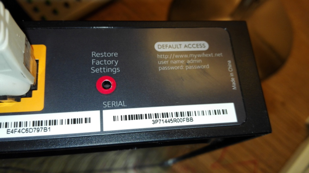 NETGEAR WNR2000v4 Router Treiber Windows 7