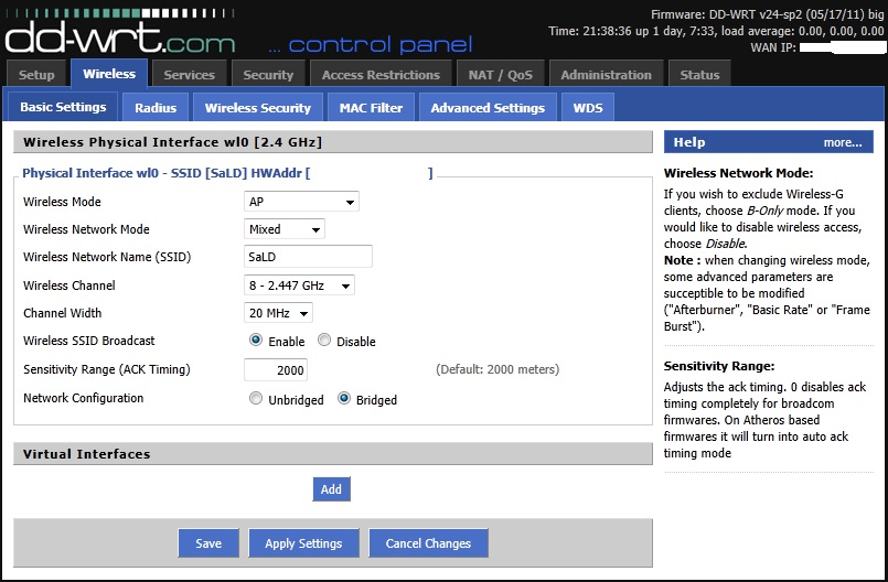 DD-WRT Forum :: View topic - WDS Troubleshooting