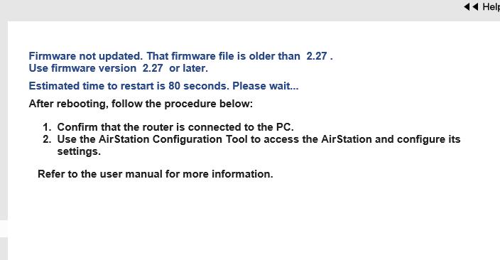 Dd-wrt forum:: view topic buffalo wzr-1750dhp firmware upgrade.
