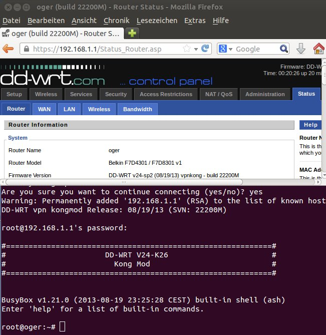 DD-WRT Forum :: View topic - Belkin Play Max F7D4301v1 now partially