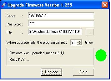 DD-WRT Forum :: View topic - Linksys E1000 2 1 - Erasing NVRAM with