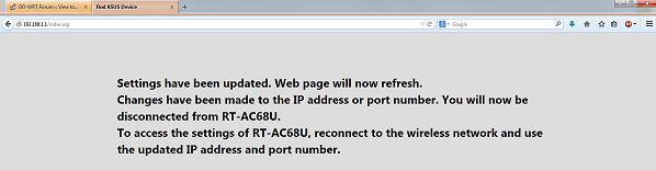 DD-WRT Forum :: View topic - ASUS RT-AC68U install