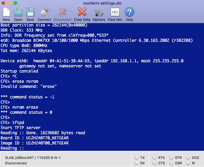 DD-WRT Forum :: View topic - R7000 Bricked after update