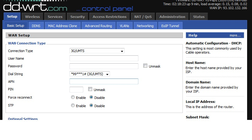 DD-WRT Forum :: View topic - NEED TESTERS! 3G on Broadcom