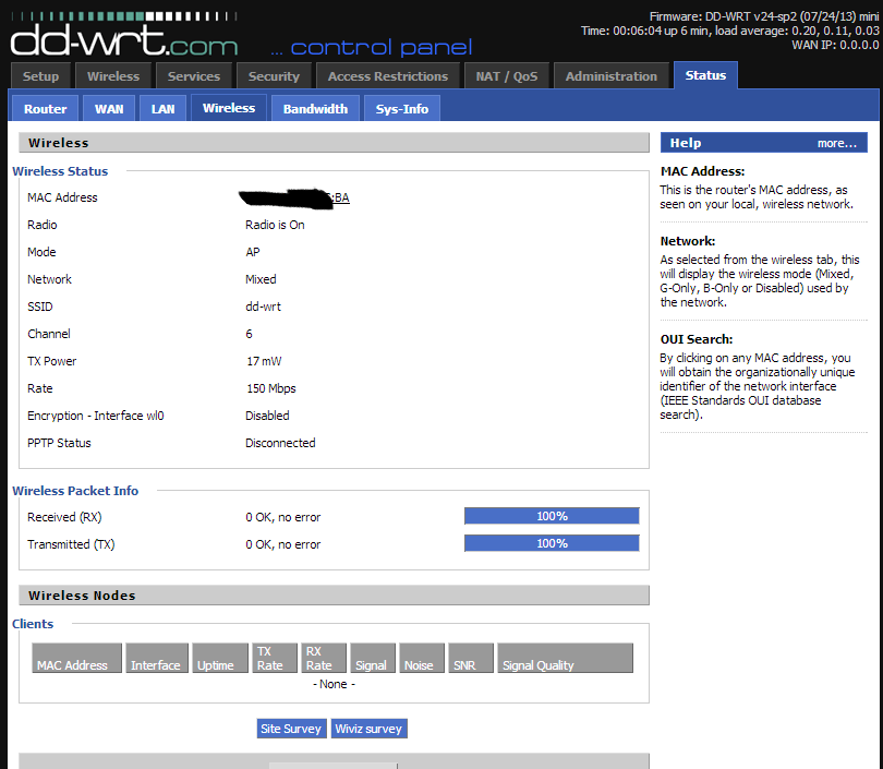 DD-WRT Forum :: View topic - New build is out 22118 (BS) K2 6 and K3 X