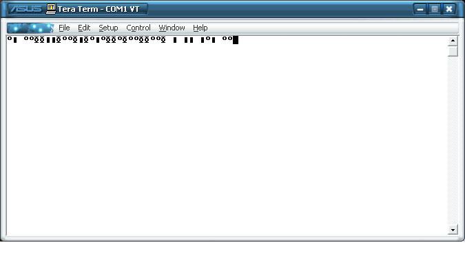 DD-WRT Forum :: View topic - Terminal Emulator Hieroglyphics