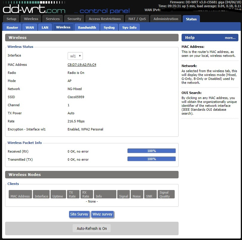 DD-WRT Forum :: View topic - New Build 35681 (BS): 04-06