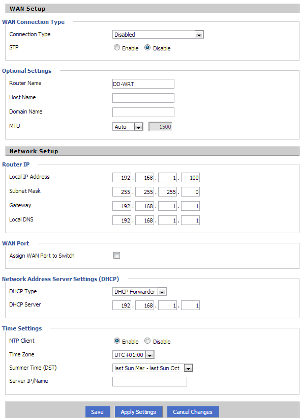 DD-WRT Forum :: View topic - Problem:Access Web GUI from